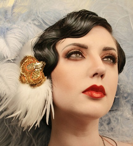 One Sassy Housewife Try This Vintage Hairstyles